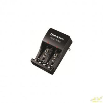 Cargador Baterias 9 V R6 Y R3 - Imagen 1