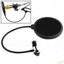 Filtro Anti Pop Microfonos Grabacion Estudio