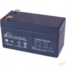 Bateria de plomo 12v 1,3 amperios