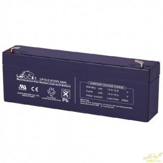 Bateria de plomo 12v 2,3 amperios