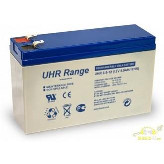 Bateria de plomo 12v 6,5 amperios UHR 6.5-12