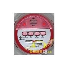 Megafono 20 w Bateria Recargable Incluida