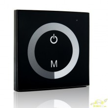 Dimmer Empotrable tiras cintas led monocolor