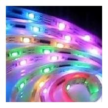 Tiras led RGB (multicolor)