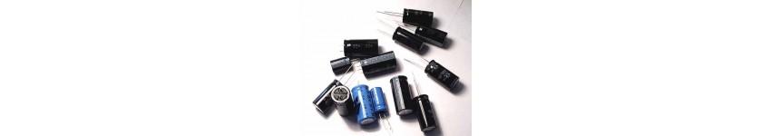 Condensadores Electroliticos