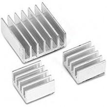 Disipador de calor aluminio